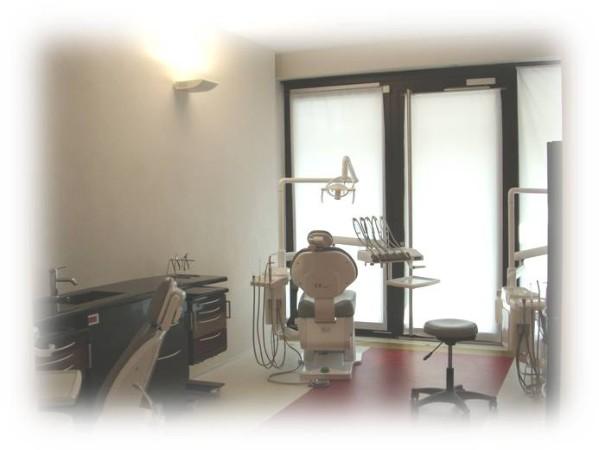 Kieferorthopädie Zürich Kieferorthopäde Dr. Brandt Kieferorthopädin Behandlungsraum
